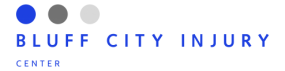 bluff city injury center logo